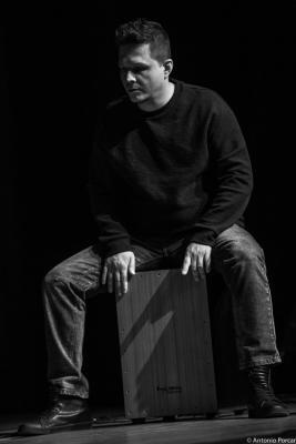 Eddy Portella in Jazzinec 2016
