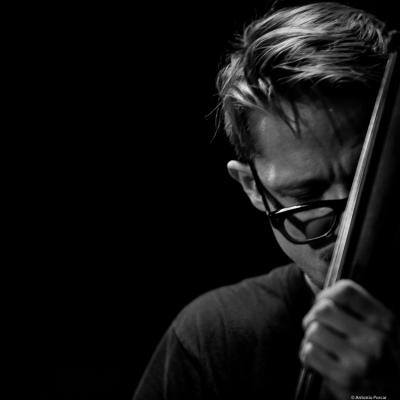 Eivind Opsvik (2017) at  Jimmy Glass Jazz Club. Valencia.