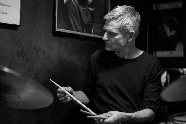 Heinrich Koebberling (2016) at Jimmy Glass Jazz Club. Valencia.