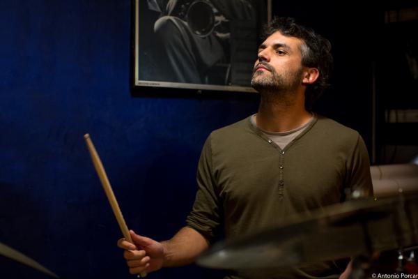 Tico Porcar (2015) in Jimmy Glass Jazz Club. Valencia.