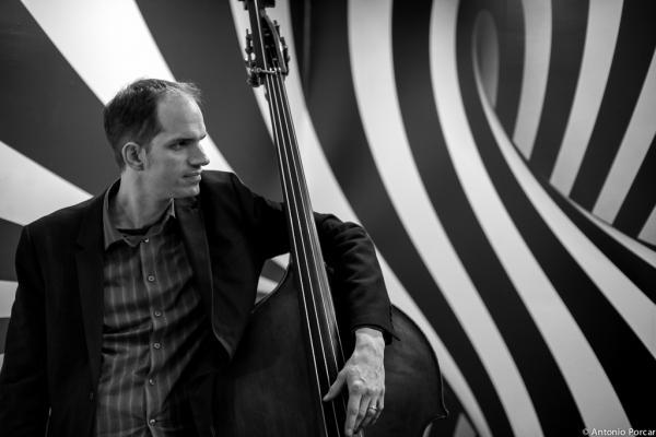 Mattheu Baker (2015) en Avui Jazz. Vila-real