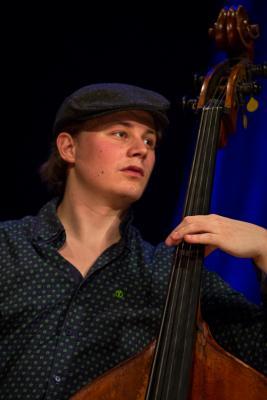 Miloš Peter Klápště in Jazzinec 2016. Trutnov.