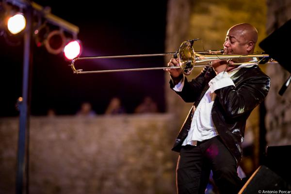 Julio Montalvo Jazz, Musician, trombon, trombone cuban latin 8