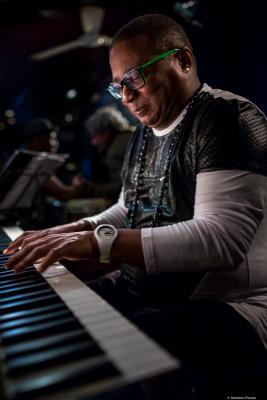 """Javier Gutiérrez Massó """"Caramelo"""" (2017) en Jimmy Glass Jazz Club. Valencia."""