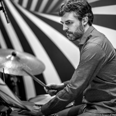 Tico Porcar (2015) en Avui Jazz. Vila-real