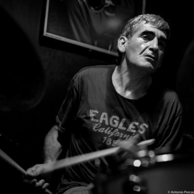Vicente Espí (2015) in Jimmy Glass Jazz Club. Valencia.