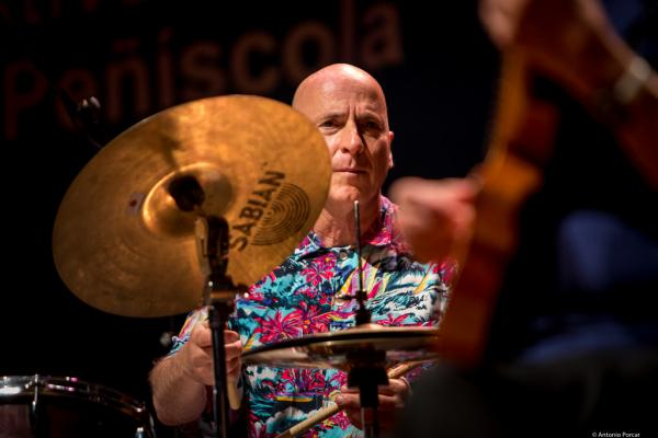Joey Baron in Festival de Jazz de Peñíscola 2016