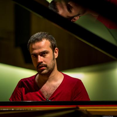 Giovanni Guidi at Festival de Jazz de Peñíscola 2014