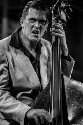 Ivan Kovacevic (2017). Ray Gelato & the Enforcers