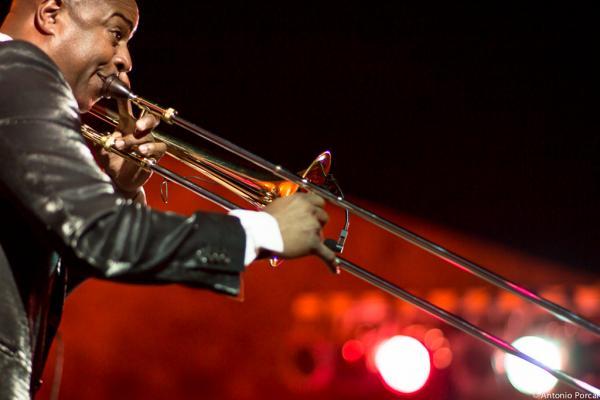 Julio Montalvo Jazz, Musician, trombon, trombone cuban latin 10