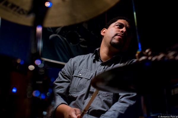 Georvis Pico (2015) en Jimmy Glass Jazz Club. Valencia.