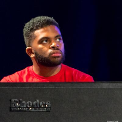 Michael King in Getxo Jazz 2016