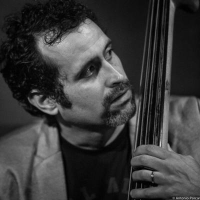 Abelito Sanabria Padron (2015) in Jimmy Glass Jazz Club. Valencia