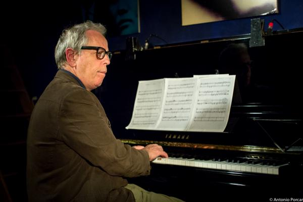 Kenny Werner (2015) in Jimmy Glass Jazz Club. Valencia