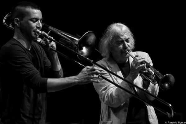 Gianluca Petrella and Enrico Rava (2014) 2