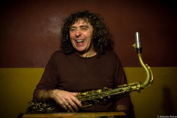 Ramon Cardo (2016) in Jimmy Glass Jazz Club. Valencia.