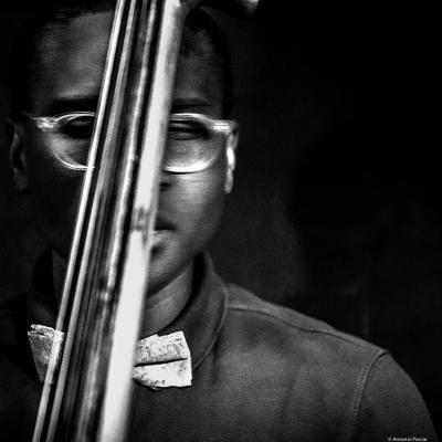 Yelsy Heredia (2017) in Jimmy Glass Jazz Club. Valencia.