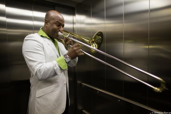 Julio Montalvo Jazz, Musician, trombon, trombone cuban latin 7