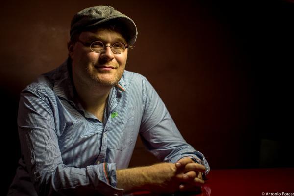 Benjamin Koppel (2015) in Jimmy Glass Jazz Club. Valencia
