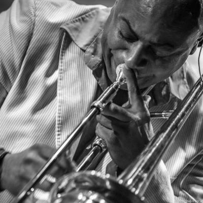 Julio Montalvo Jazz, Musician, trombon, trombone cuban latin 14