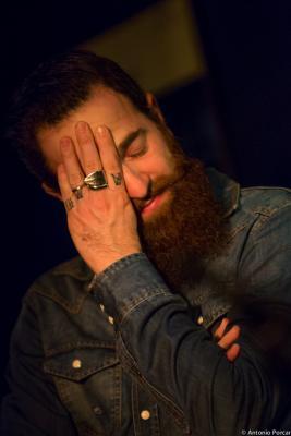 Avishai Cohen (2014) in Jimmy Glass Jazz Club. Valencia.