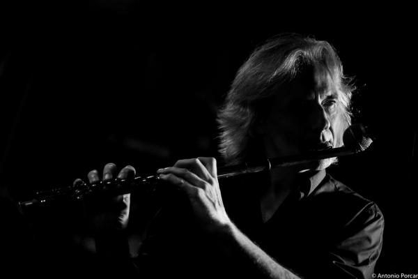 Perico Sambeat (2015) in Jimmy Glass Jazz Club. Valencia.
