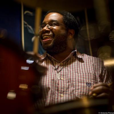 Darrell Green (2015) in Jimmy Glass Jazz Club. Valencia.