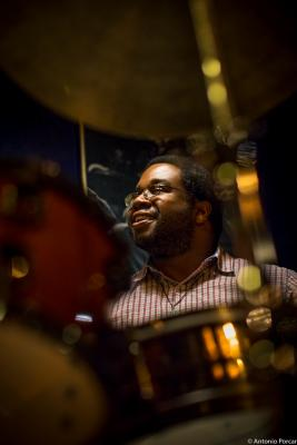 Darrell Green (2015) in Jimmy Glass Jazz Club. Valencia.