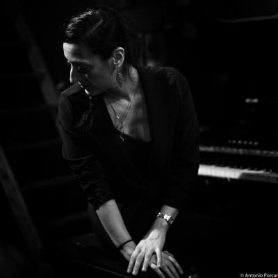 Simona Premazzi (2015) in Jimmy Glass Jazz Club. Valencia.
