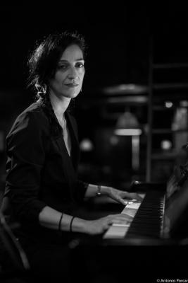 Simona Premazzi (2015) in Jimmy Glass Jazz Club. Valencia.