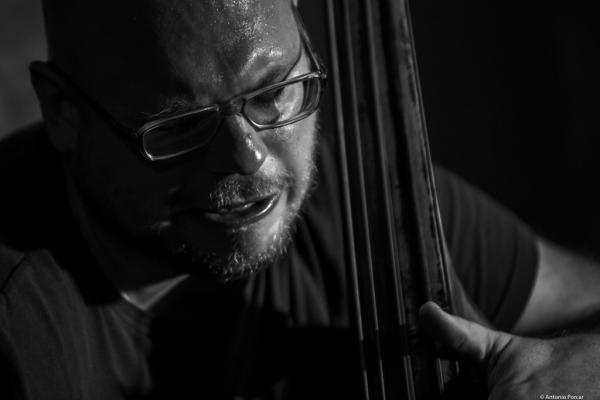 Ksawery Jan Wójciński (2016) in Jimmy Glass Jazz Club. Valencia.