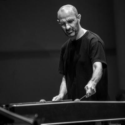 Jorge Rossy at Festival de Jazz de Valencia (2017.