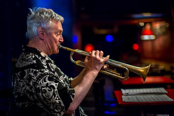 Jack Walrath (2017) at Jimmy Glass Jazz Club. Valencia.