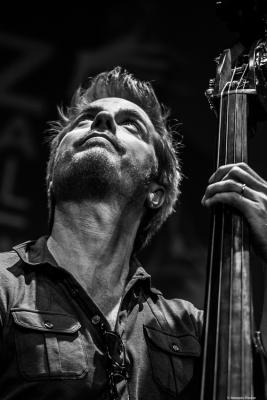 Kyle Eastwood at JazzPalencia Festival 2017.