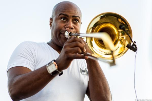 Julio Montalvo Jazz, Musician, trombon, trombone cuban latin 5