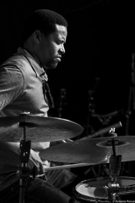Nasheet Waits in Getxo Jazz 2015