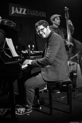 Barry Green in Jazz Tardor 2016