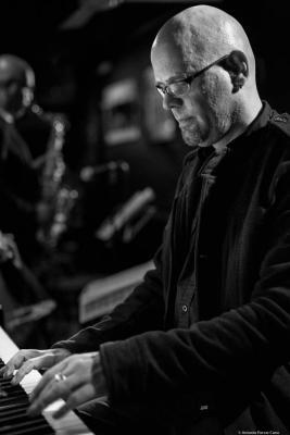 Michael Arbenz (2015) at Jimmy Glass Jazz Club. Valencia.