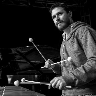 Maximiliano Nathan in Getxo Jazz 2015.