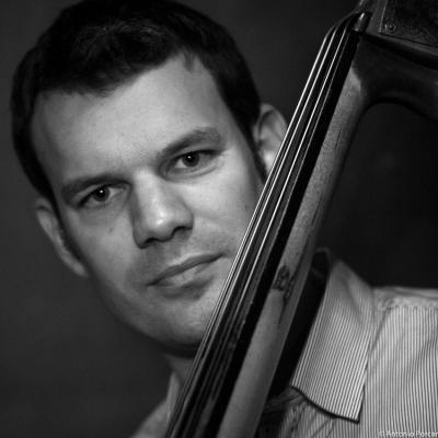 Thomas Lähns (2015) at Jimmy Glass Jazz Club. Valencia.