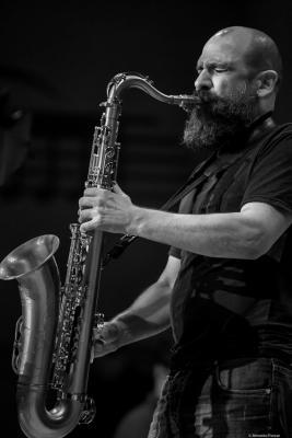 Jesús Santandreu en el XX Festival de Jazz de Valencia. (2016)