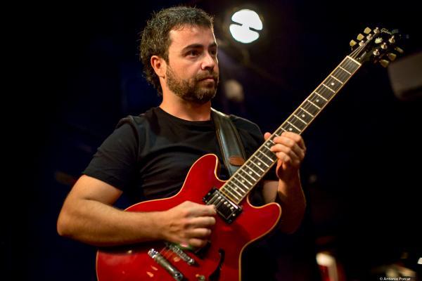 Ricardo Valverde Cenisergue (2017) at Jimmy Glass Jazz Club. Valencia,