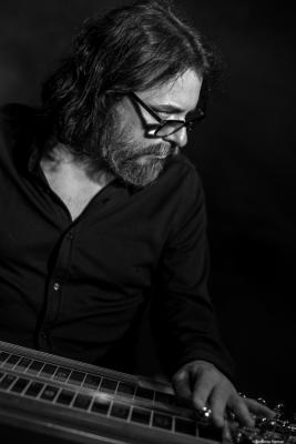 David Soler (2016) in Jimmy Glass Jazz Club. Valencia.