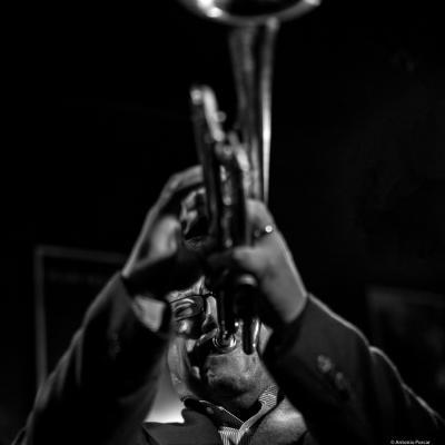 Jim Rotondi (2016) in Jimmy Glass Jazz Club. Valencia.