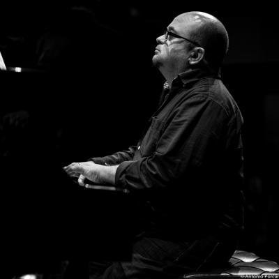 Santi Navalón (2014) en Avui Jazz de Vila-real.