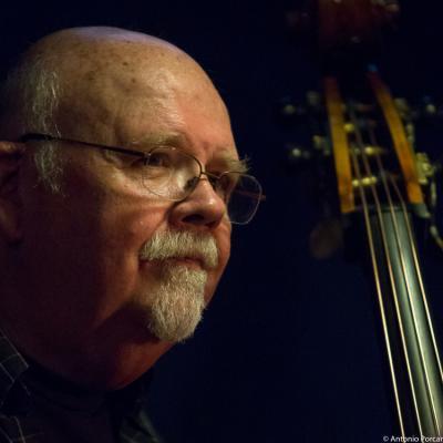 Putter Smith (2015) in Jimmy Glass Jazz Club. Valencia.