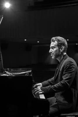 Aaron Goldberg at Festival de Jazz MVA de Málaga 2019