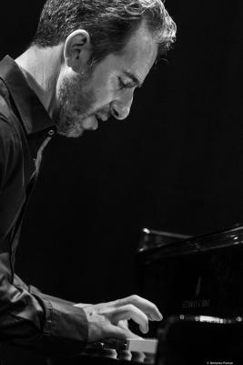 Aaron Goldberg at Festival de Jazz MVA de Málaga 2019