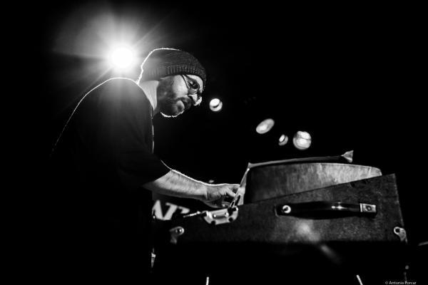 Aaron Parks at Jazz Tardor 2018