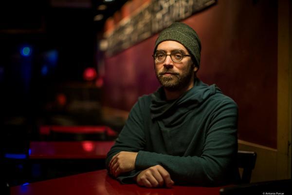 Aaron Parks (2019) at Jimmy Glass Jazz Club, Valencia.